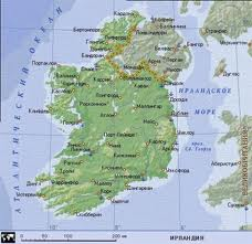 елки ирландии1