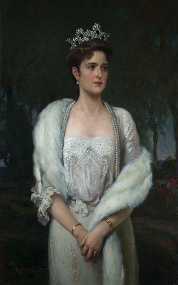0MakovskiyAV_Portret_Aleksandri_Fedorovni