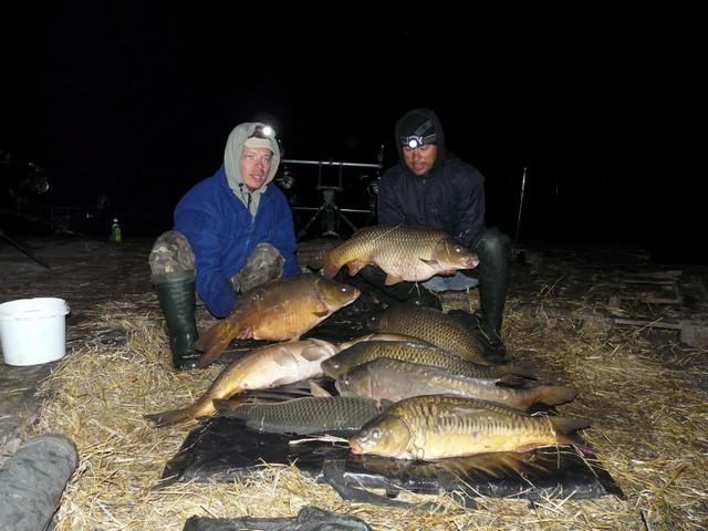 рыбалка караганды и области