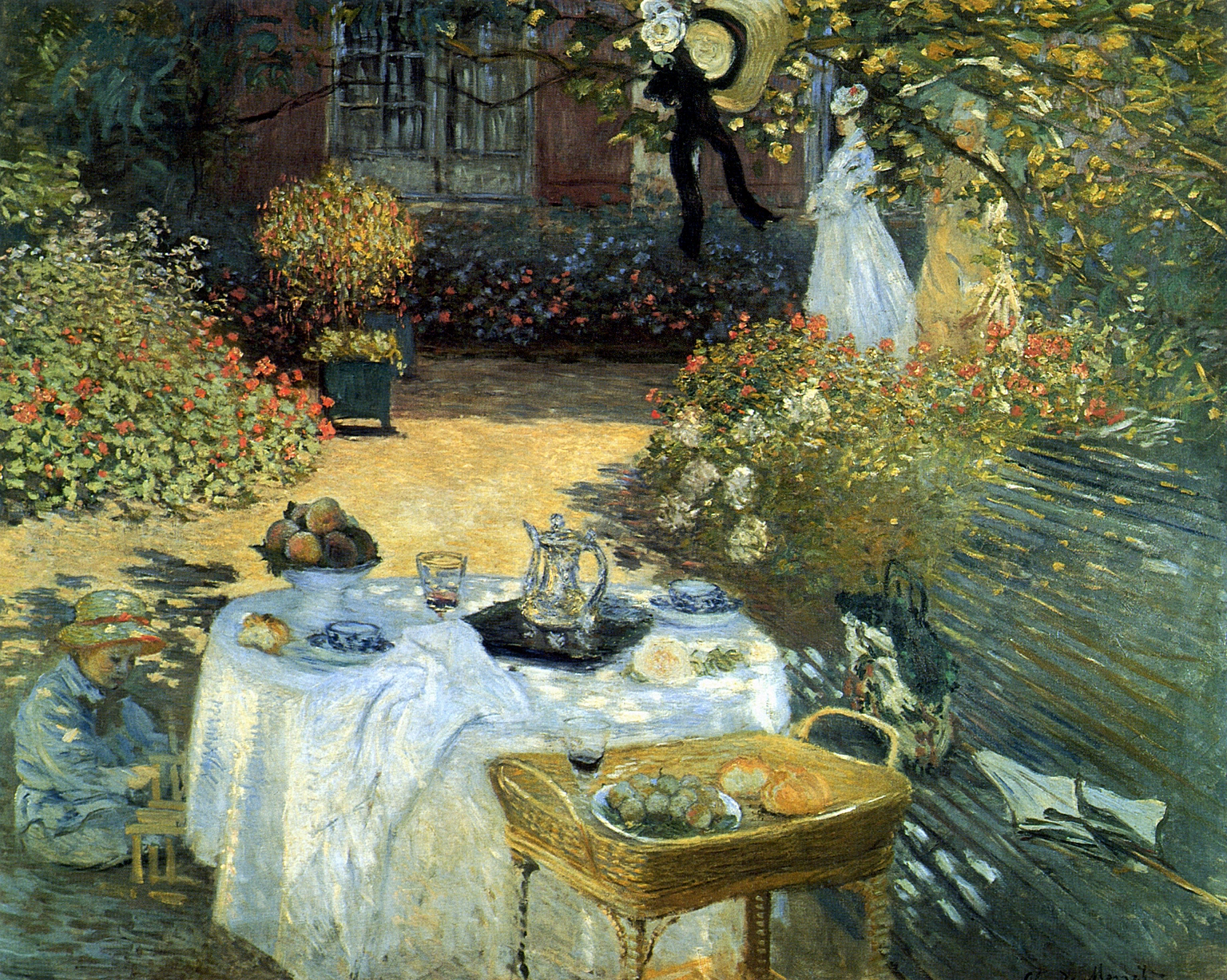 The Luncheon, 1873 2